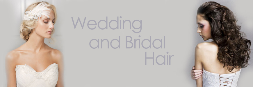 bridal hairstyles Glasgow city centre