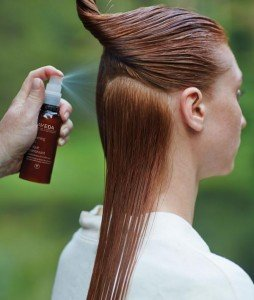 new aveda product for thickening hair