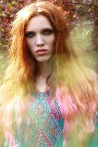 bohemian wavy hairstyles, Bury St Edmunds hair salon
