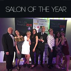 Westend Hair 'Salon of the Year' 2016