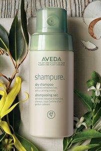 Sick Of Washing Your Hair So Often? Try AVEDAs Dry Shampoo