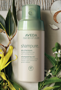 Sick Of Washing Your Hair So Often? Try AVEDA's Dry Shampoo