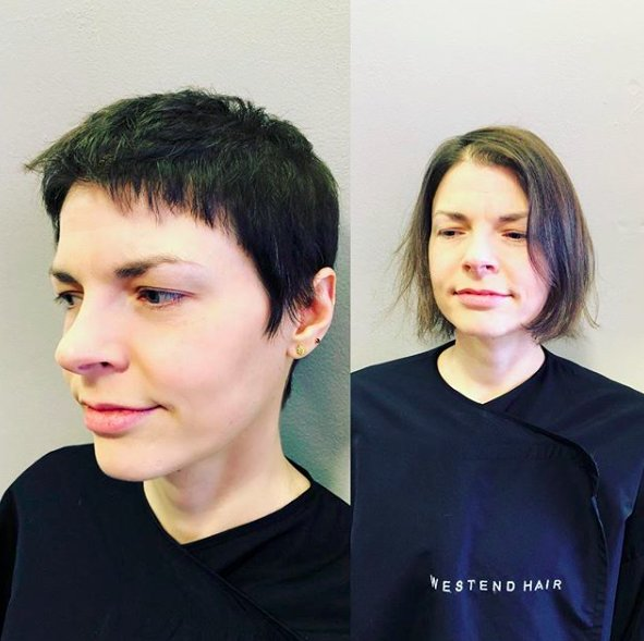 Short Hair - Is It Time For The Chop?