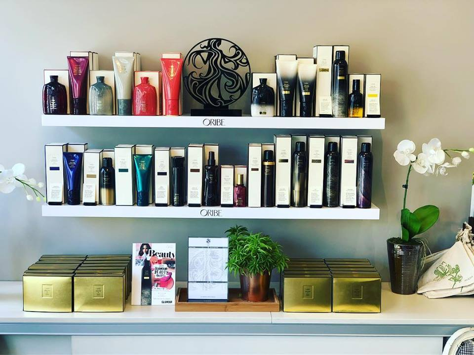 WESTEND Hair First Glasgow Salon To Stock Oribe Products
