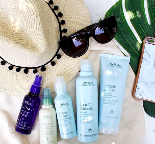 Fight The Frizz This Summer - Top 3 Products For Your Beach Bag