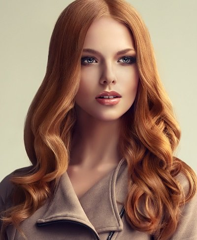Red Hair Colours for Autumn