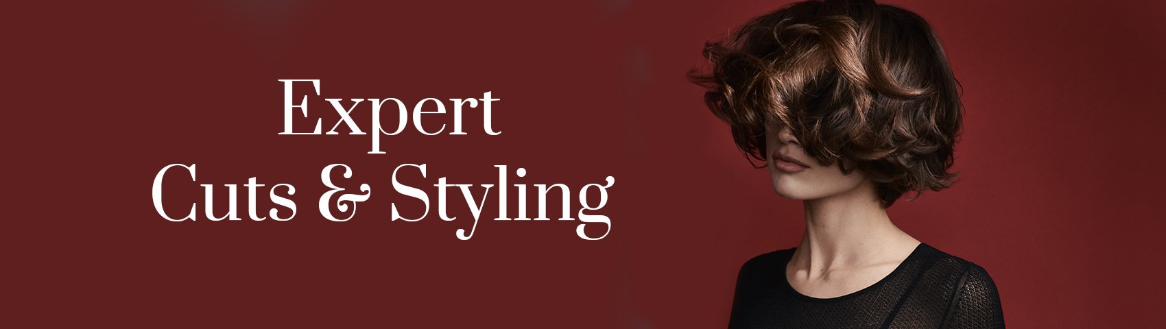 Expert Cuts Styling BANNER