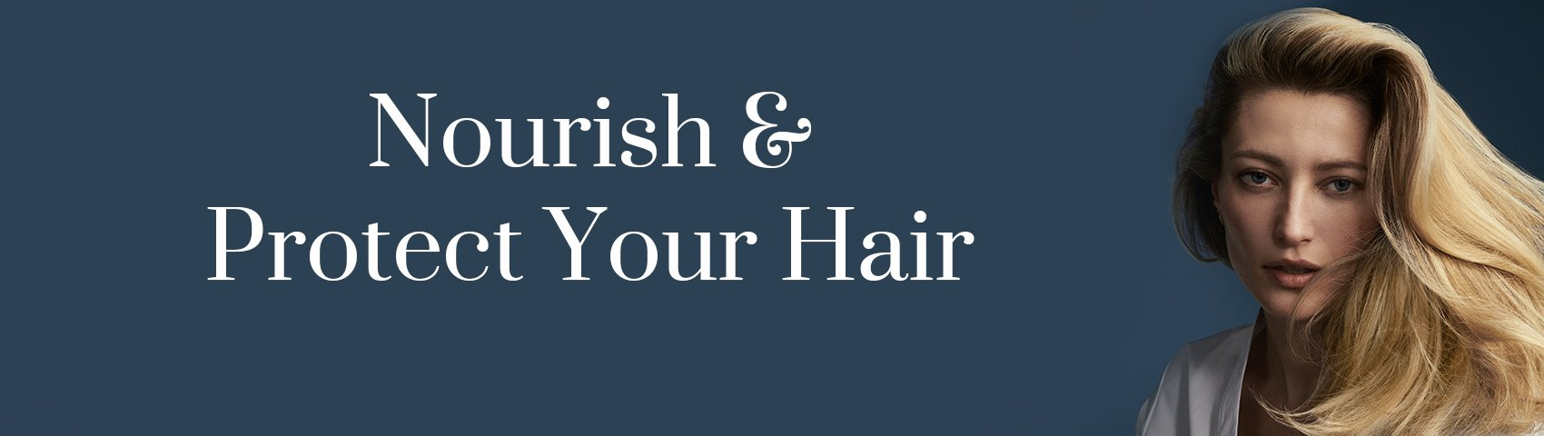 Nourish Protect Your Hair BANNER
