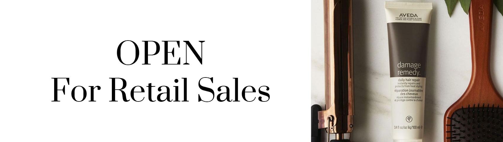 OPEN For Retail Sales inner banner 2