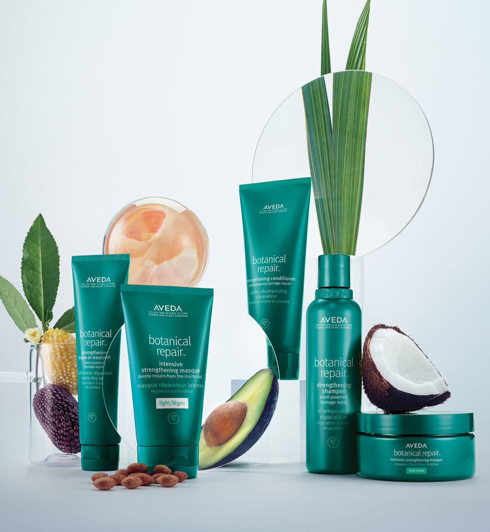 The Wait Is Over! Aveda's Miracle 'Botanical Repair™' Treatment Now Available
