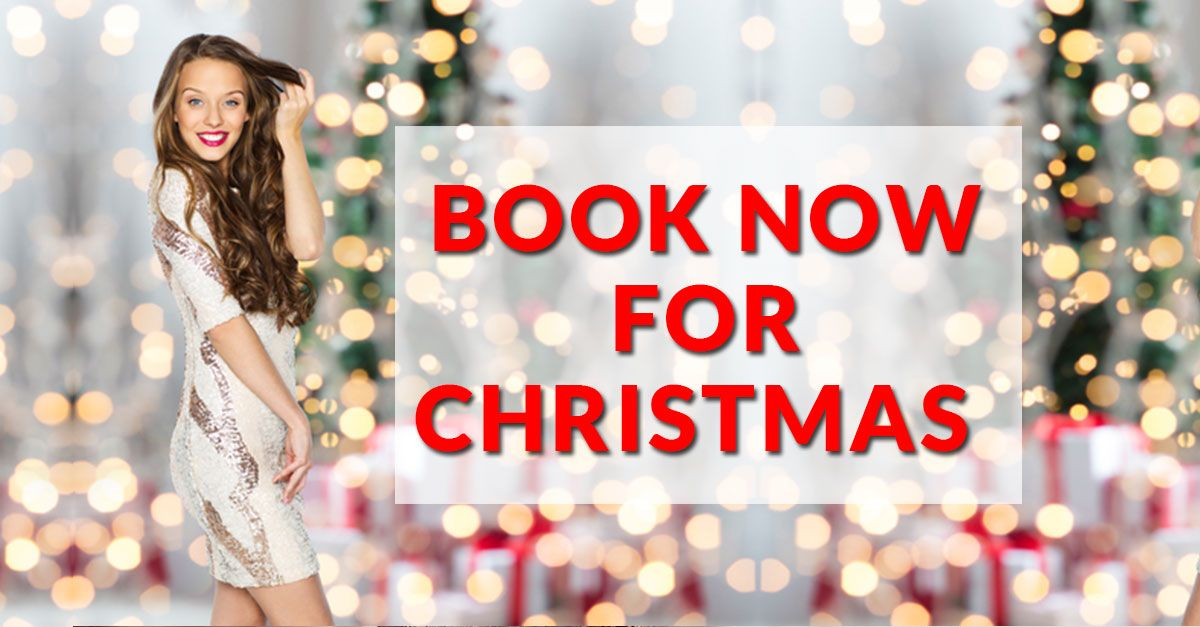 We're Taking Christmas Bookings!
