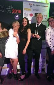 Small Salon of the Year 2016 Westend Hair Salon in Glasgow